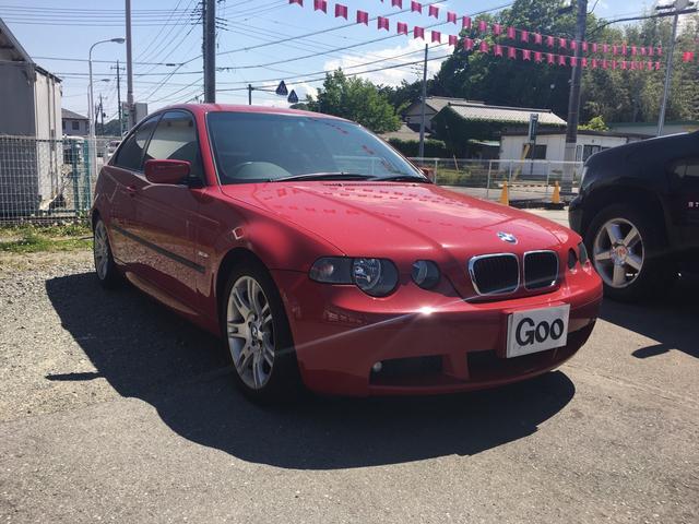 BMW 318ti ワンオーナー キーレス 17AW オートAC