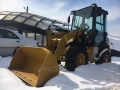 日本キャタピラー CAT 901C2 ホイールローダー 除雪車
