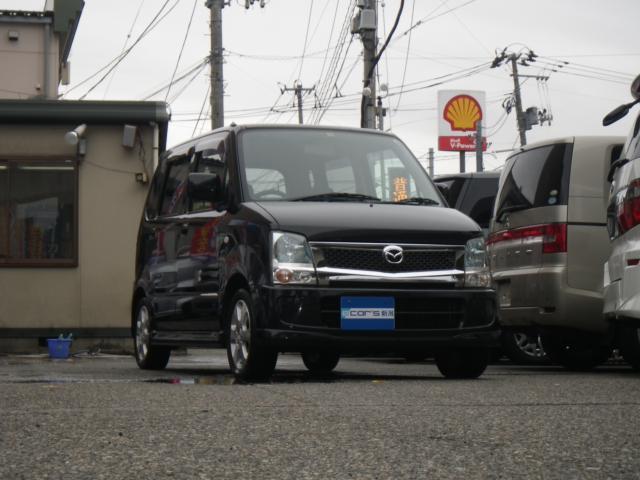 マツダ FX-Sスペシャル 禁煙車 4WD 14AW