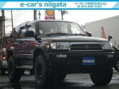 ハイラックスサーフSSR−X ワイド 4WD ナビ サンルーフ