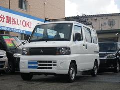 ミニキャブバンCS 5MT 切替4WD ETC ルーフキャリア