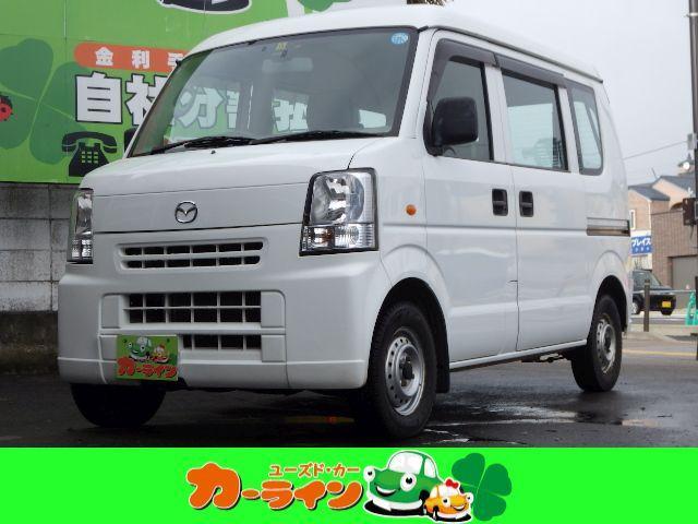 マツダ PA ハイルーフ 5速MT 切替4WD ドラレコ 5Dr