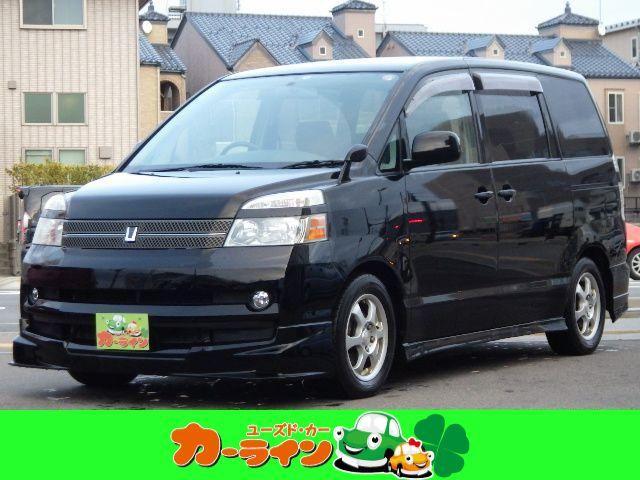 ヴォクシー(トヨタ) トランス−X 中古車画像