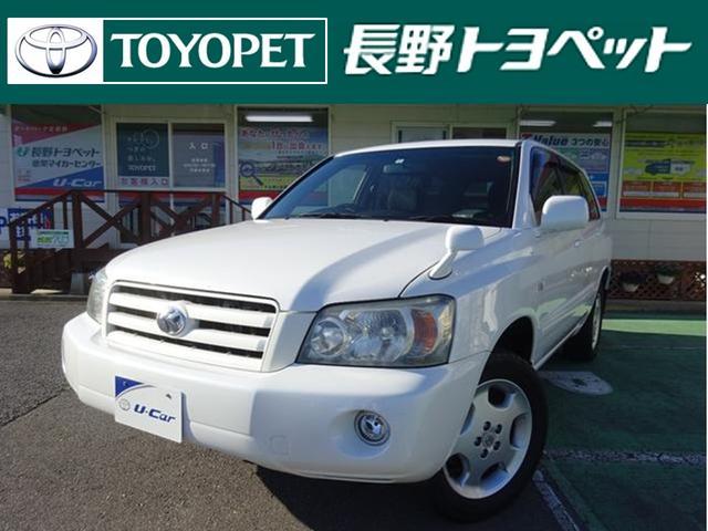 トヨタ 2.4S FOUR 5人乗り HDDナビ バックカメラ