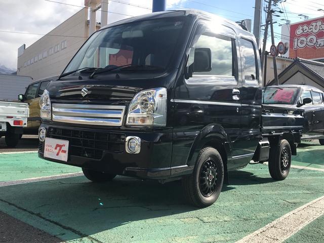 「スズキ」「スーパーキャリイ」「トラック」「長野県」の中古車