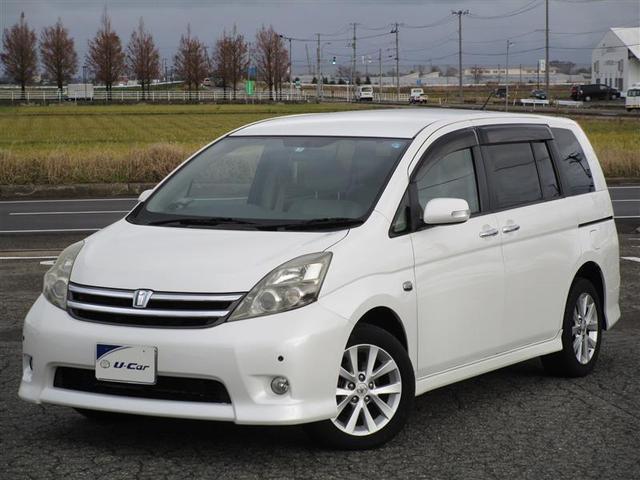 トヨタ プラタナリミテッド4WD HDDナビ テレビ フルセグ