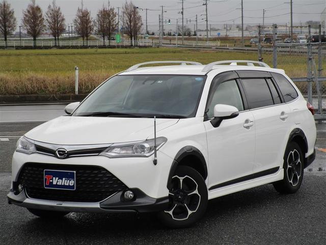 トヨタ 1.5G エアロツアラー  衝突被害軽減ブレーキ♪4WD♪