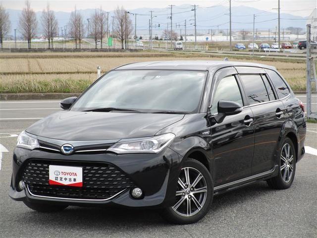 トヨタ ハイブリッドG W/B ナビ TV 衝突被害軽減ブレーキ