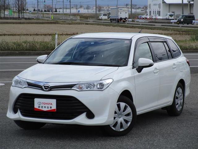 トヨタ カローラフィールダー 1.5X メモリーナビ ワンセグTV ETC