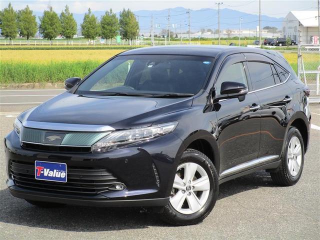 「トヨタ」「ハリアー」「SUV・クロカン」「新潟県」の中古車
