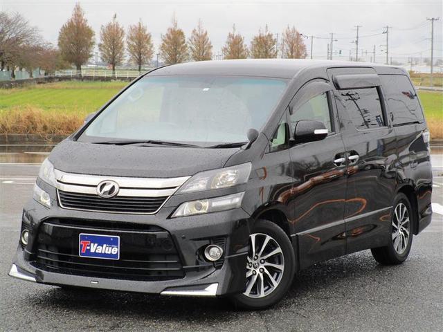 トヨタ 2.4Z ゴールデンアイズII 社外HDDナビ Bモニター