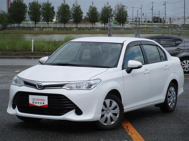 トヨタ 1.5X ビジネスパッケージ 純正SDナビ