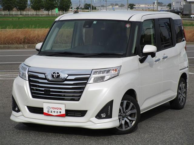 トヨタ カスタムG-T 元当社試乗車 純正9インチナビ バックモニタ