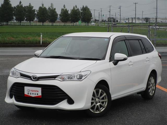 トヨタ 1.5X 純正ナビ バックモニター フルセグTV ワンオーナー