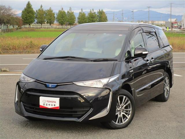 トヨタ アエラス スマート 4WD 純正Tコネクトナビ バックモニター ETC LEDヘッドライト 両側電動スライドドア パワーシート シートヒート クルーズコントロール 衝突被害軽減ブレーキ 純正17インチアルミホイール