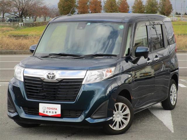 トヨタ X S 純正SDナビ フルセグTV ETC スマートキー 助手席側電動スライドドア スマートアシストII