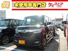 N BOXカスタムG・Lホンダセンシング 2WD 届出済未使用車