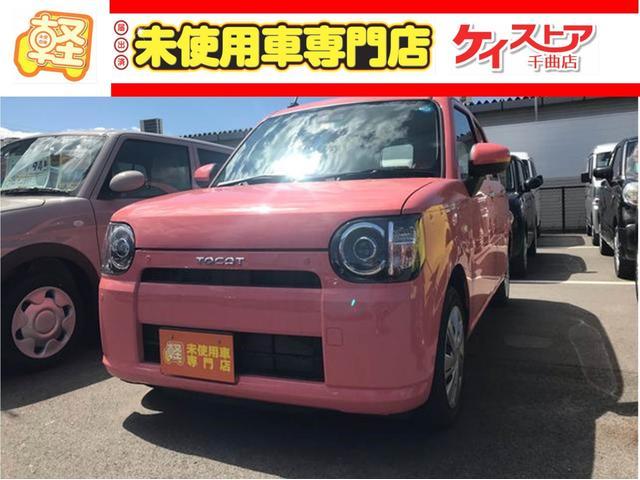 ダイハツ L SAIII 4WD 届出済未使用車