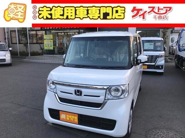 ホンダ G・Lホンダセンシング 届出済未使用車 4WD 左側電動スライドドア 衝突被害軽減システム