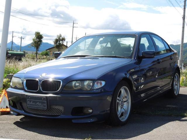 BMW 318i Mスポーツパッケージ Mスポ17AW Mスポエアロ
