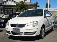 VW ポロ1.4 ディーラー車 CD キーレス ウィンカーミラー