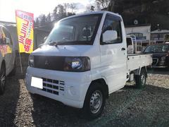 ミニキャブトラックVX−SE 4WD MT 軽トラック オーディオ付