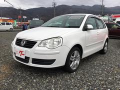 VW ポロ1.4 コンフォートライン 右ハンドル 2WD