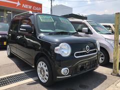 ミラココアココアプラスX 4WD キーフリー エコアイドル オートAC