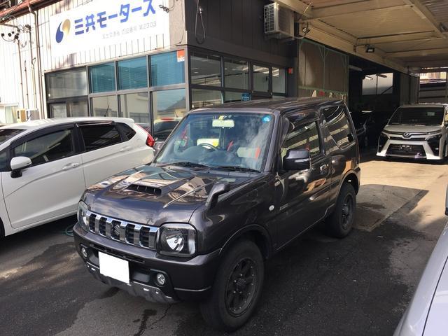 スズキ クロスアドベンチャー ナビ 軽自動車 ETC 4WD