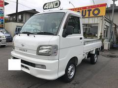 ハイゼットトラックエアコン・パワステ スペシャル 4WD タイヤ新品
