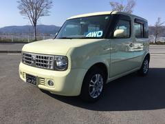 キューブSX 4WD
