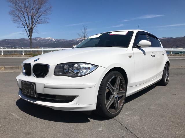 BMW 116i ETC AW AT CD スマートキー