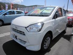 ミライースL SAIII 4WD 届出済未使用車
