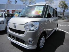 ムーヴキャンバスGメイクアップ SAIII 4WD 届出済未使用車