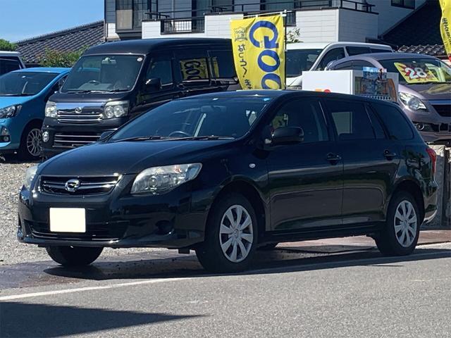 トヨタ X HIDリミテッド 2WD 夏タイヤ新品 社外マット新品
