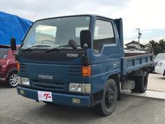 タイタントラックディーゼル ダンプ 低床 2WD 5MT