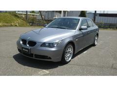 BMW525iハイラインパッケージ本革シート18インチアルミ