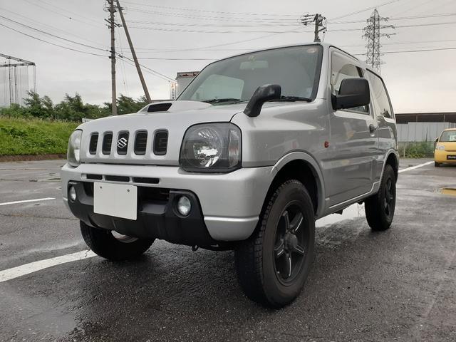 スズキ XLオートマターボ4WD