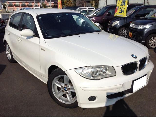 BMW 1シリーズ 116i 純正アルミ キーレス 6速オートマ ...