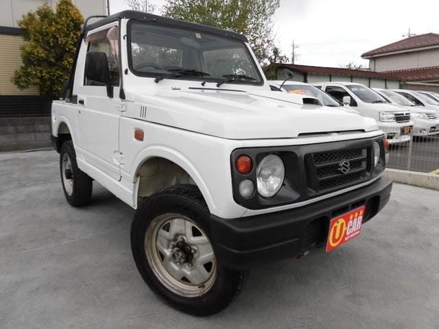 スズキ CC 5速MT 4WD リフトアップ FRPトップ