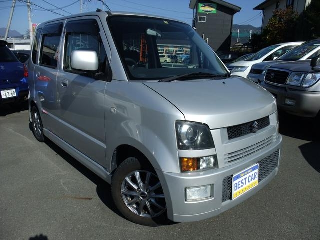 スズキ RR-DI ターボ 2WD AT HID キーレス