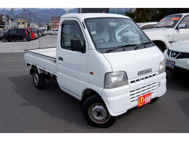スズキ KD エアコン付き 5速 4WD 走行35840km