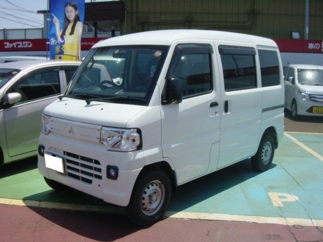 三菱 4WD CDハイルーフ 集中ドアロック フォグランプ