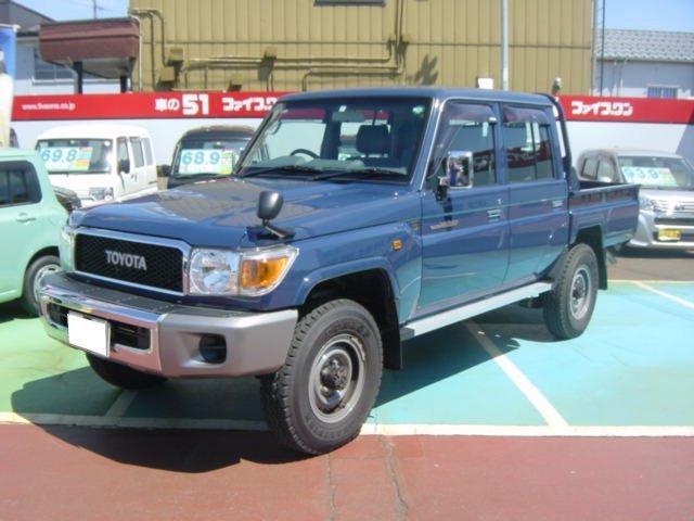 トヨタ ピックアップ  4WD ワンオーナー オプションFグリル