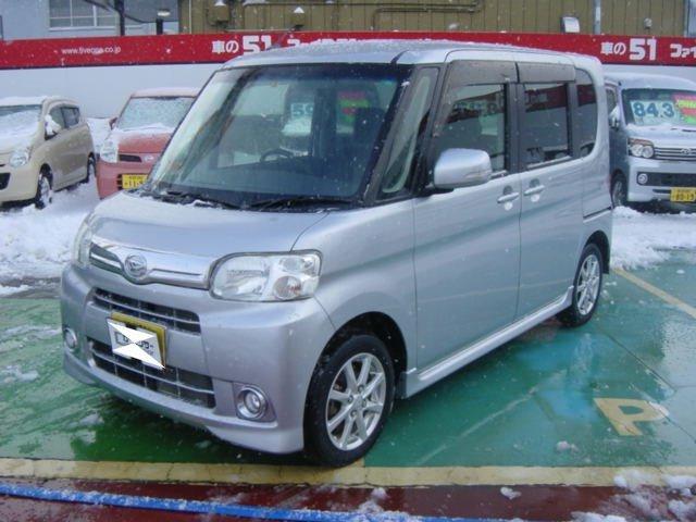 ダイハツ Gスペシャル 純正エアロ 4WD