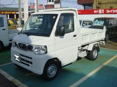 NT100クリッパートラック多目的ダンプ 4WD 5速マニュアル PTO式