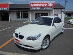 BMW525iハイラインパッケージ 社外18インチアルミ