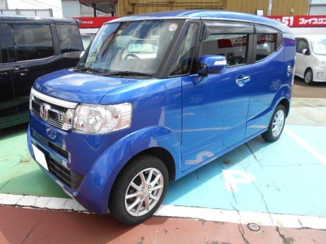 ホンダ N-BOXスラッシュ G・Aパッケージ 4WD 地デジナビ 社外アルミ