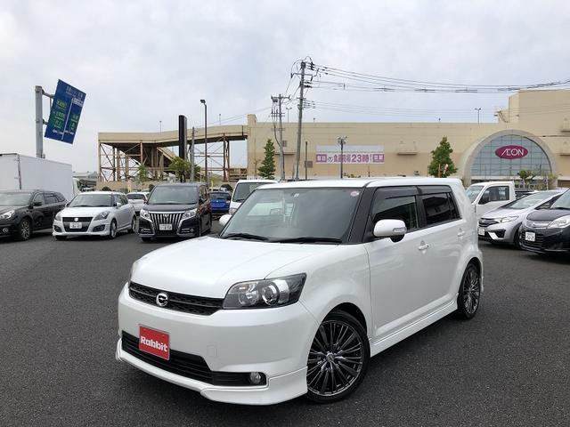 トヨタ カローラルミオン 1.8S エアロツアラー 4WD スマートキー 18インチAW