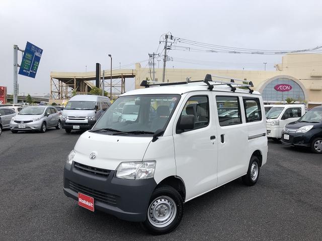 トヨタ DX 4WD 地デジナビ ルーフキャリア